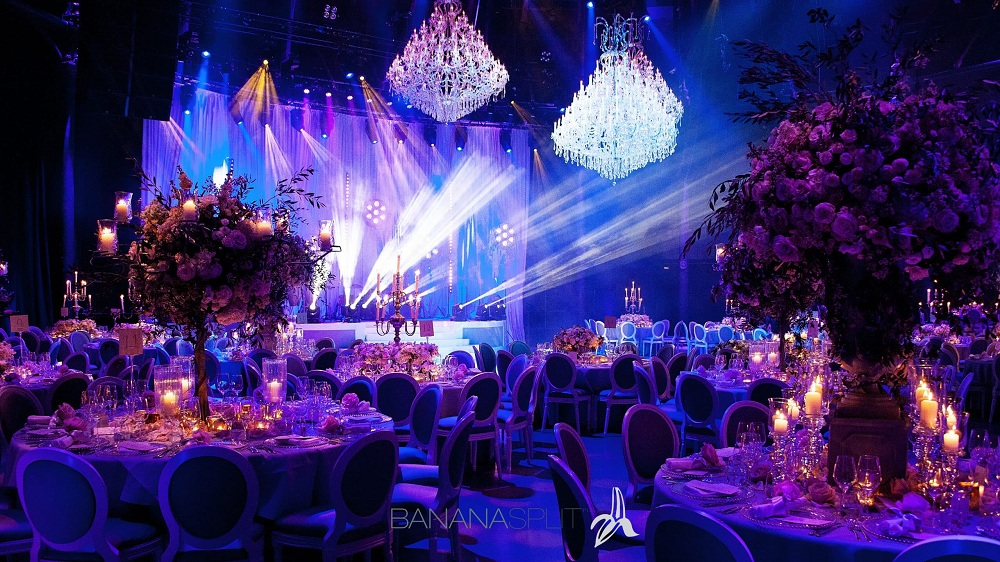 Chandelier rental and hire decoration wedding Chandelier rental